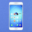 Meizu - noblue Note 3(M681Q)